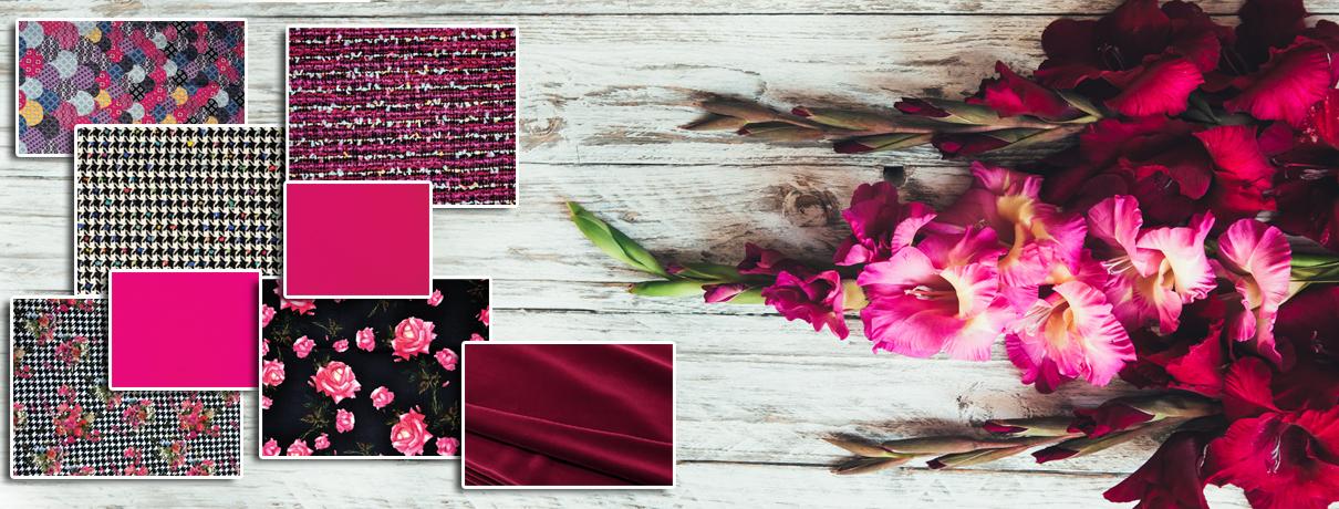 Modetrend pink