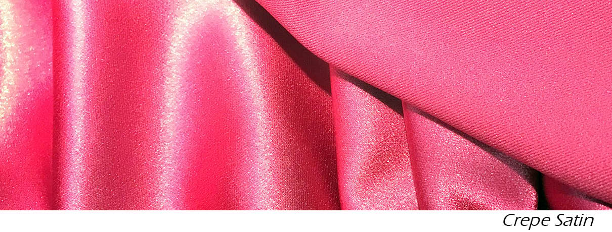 Crepe Satin Polyester