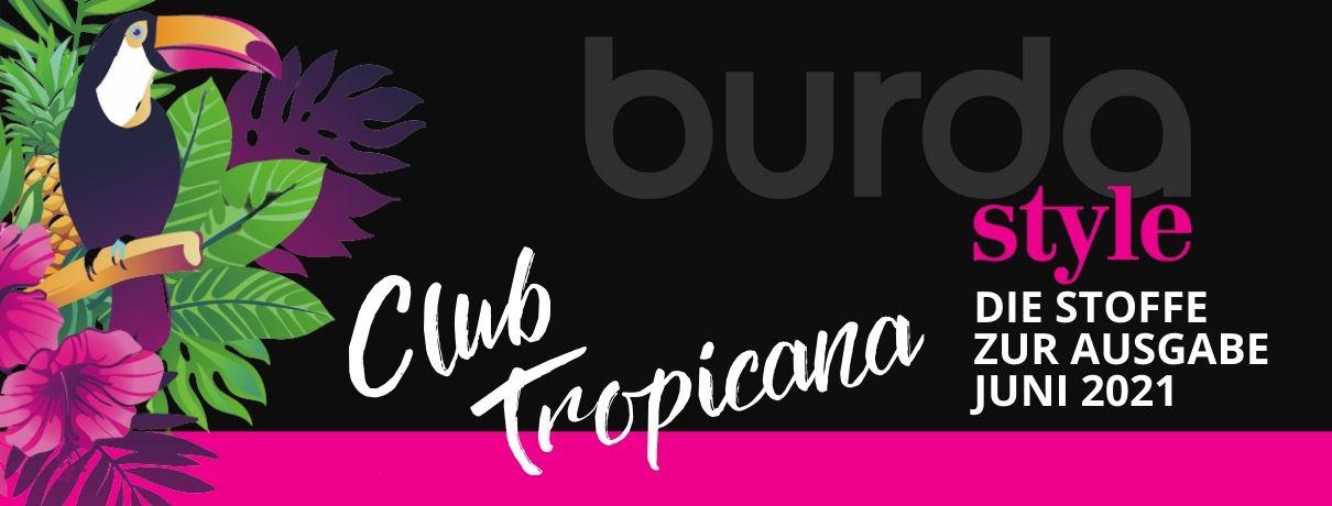 Burda Style 06/21 - Die Originalstoffe