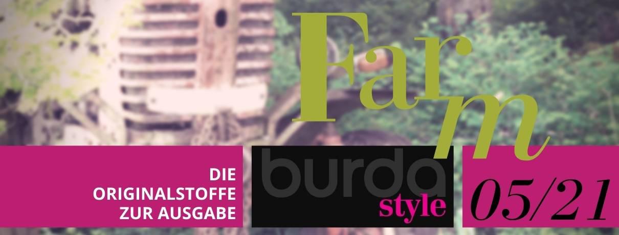 Burda Style 05/21 - Die Originalstoffe