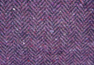 Fischgrät violett