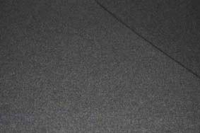 Mantelflausch grau