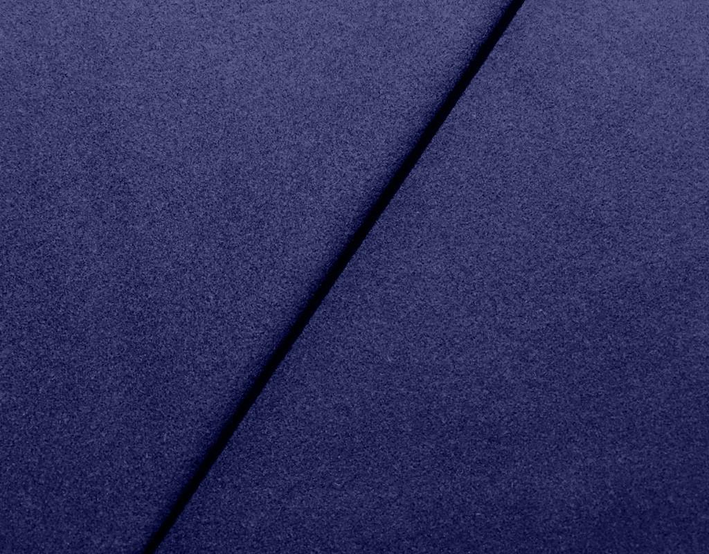Mantelflausch dunkelblau