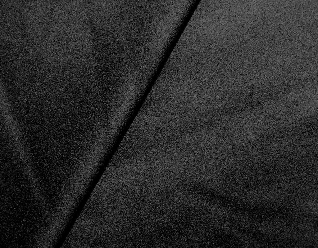 Mantelflausch schwarz