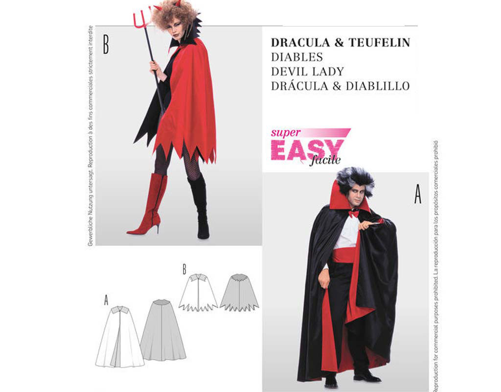Dracula, Teufel