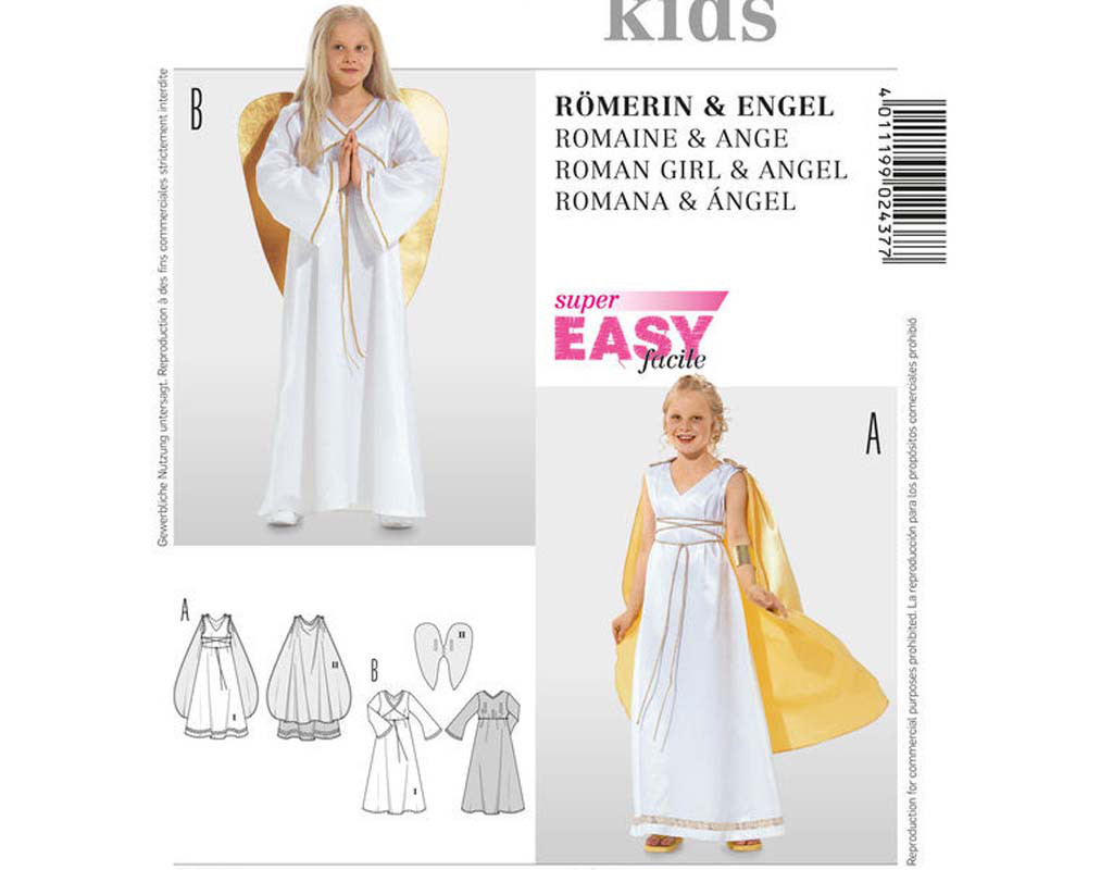 Römerin, Engel