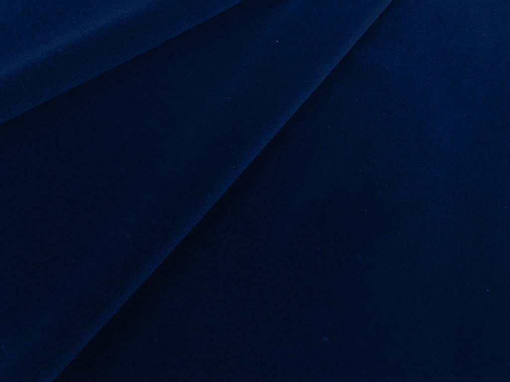 BW Samt dunkelblau