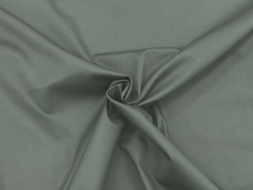 BW Stretch Satin schlamm