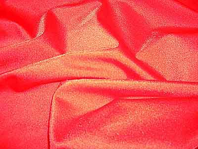 Badeanzugstoff rot