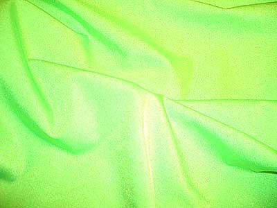Badeanzugstoff neongrün