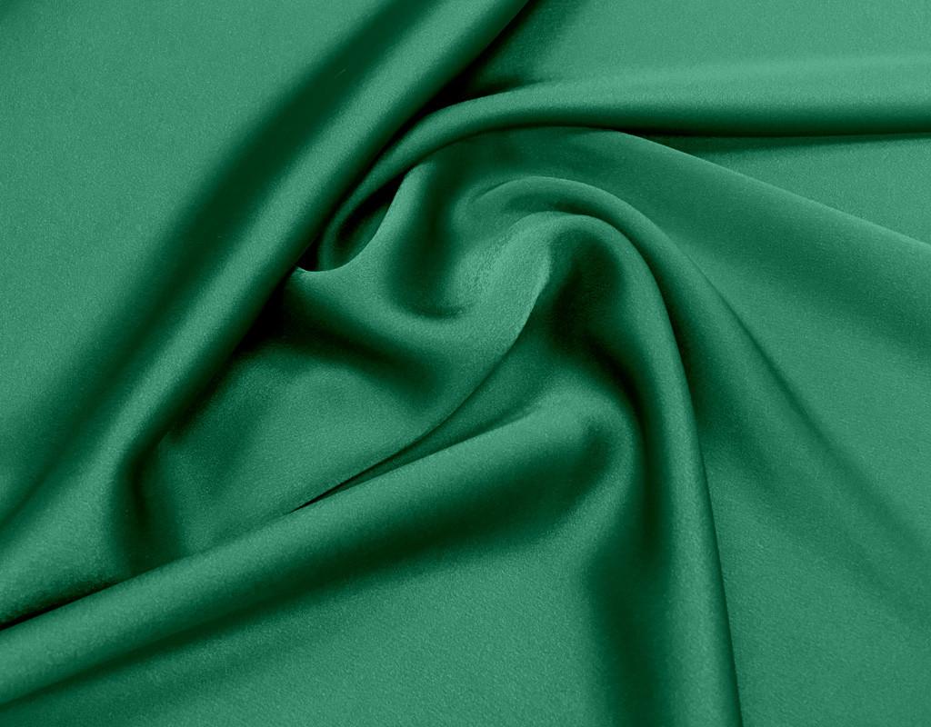Triacetat Satin grün