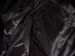 Taft schwarz