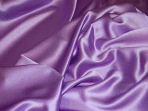 Crepe Satin flieder