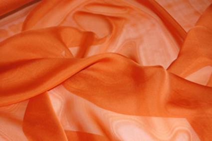 Mousseline orange