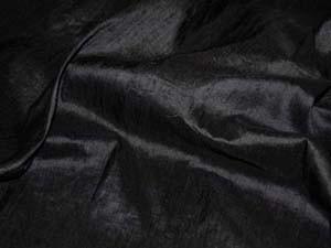 Dupion chinesisch schwarz