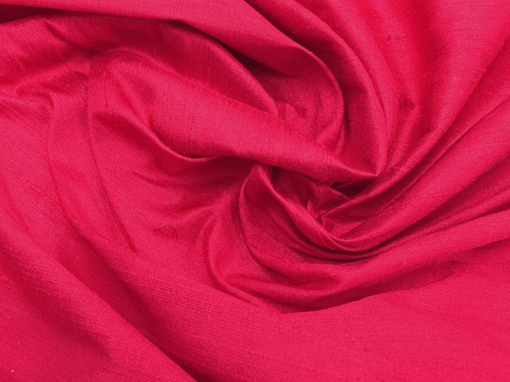 Dupion indisch pink