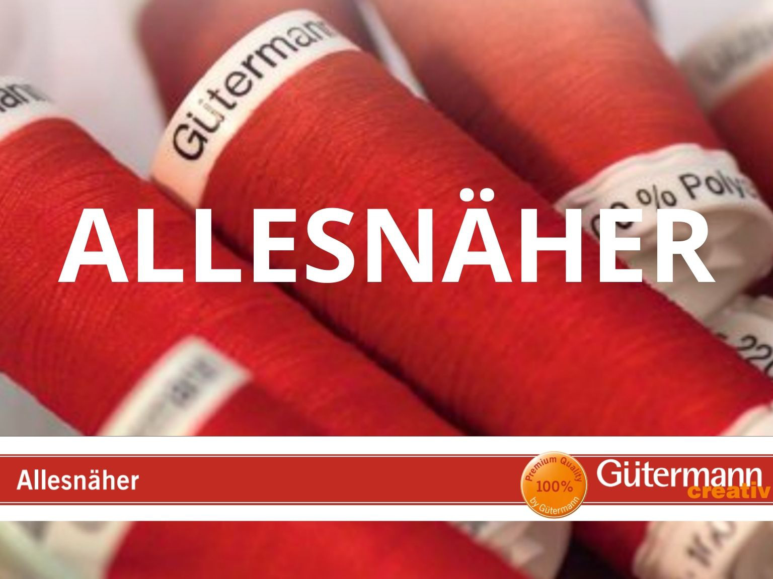 Nähgarn Allesnäher Gütermann 200m