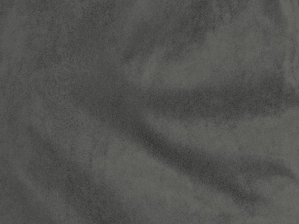 Rauhlederimitat dunkelgrau