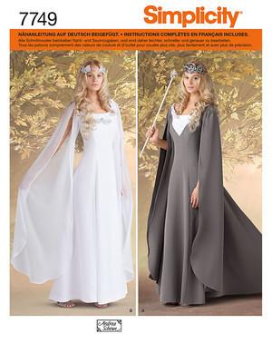Fantasy-Kostüm
