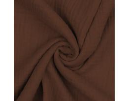Windelstoff Schokolade