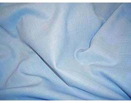 Trevira Woll Stretch hellblau