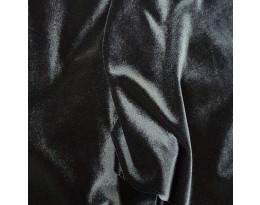 PE Stretch-Samt dunkelgrau