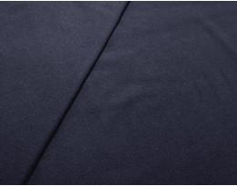Mantelflausch marineblau