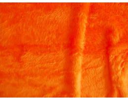 Plüsch orange