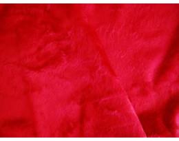 Plüsch rot