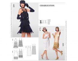 Charleston-Kleid