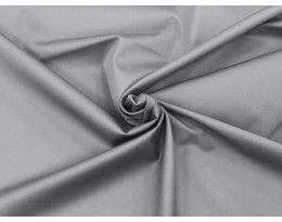 BW Stretch Satin grau