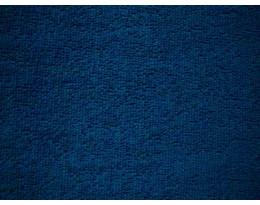 Frottee dunkelblau
