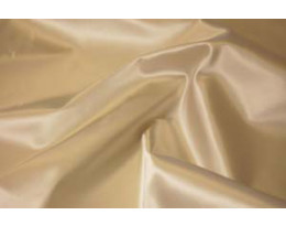 Stretch Satin hellbeige