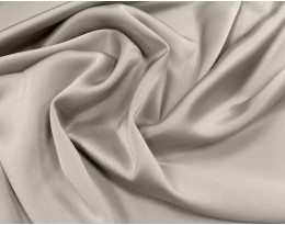 Triacetat Satin taupe