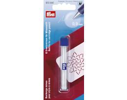 Ersatzminen weiß für Minenstift 0,9mm