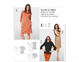 Kleid+Shirt