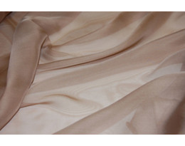 Mousseline taupe