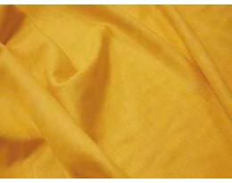 Seidenleinen gelb