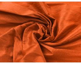 Dupion indisch orange