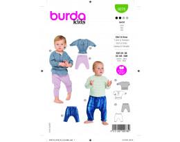 Shirt und Hose für Kinder