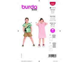 Shirt und Kleid Kinder