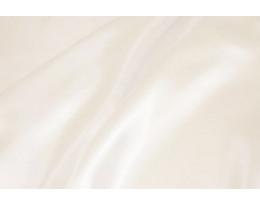 Satinfutter weiß