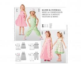 Kleid+Overall