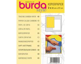 Kopierpapier gelb/weiß