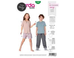 Kinder T-Shirts und Hosen