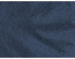 Rauhlederimitat marineblau