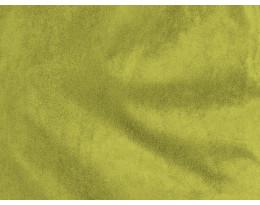 Rauhlederimitat apfelgrün
