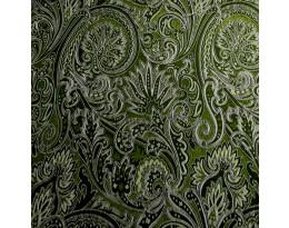 Jacquard grün