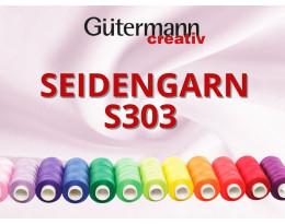 Nähgarn Seide Gütermann S 303