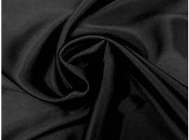 Satin schwarz